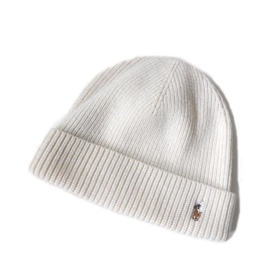 Golden State  Ralph Lauren POLO Ralph Lauren 6F0101 knit hat Cap ... 03608733b81