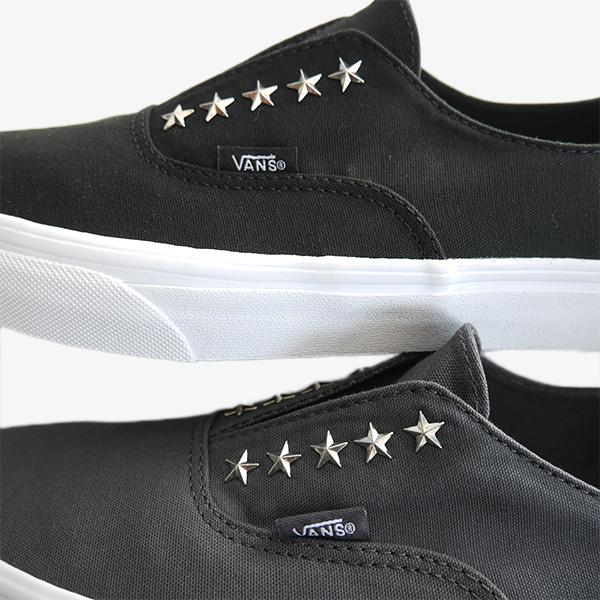 eecfe9ba2c Golden State  VANS vans authentic Gore patterned stars studs star ...