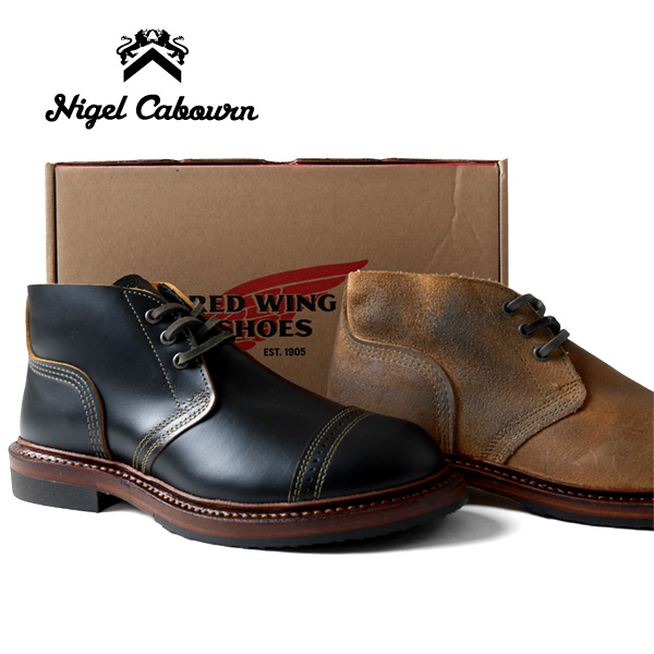 f30dae1e0f08 Golden State  Nigel Cabourn Nigel Kay Bonn RED WING red wing ...