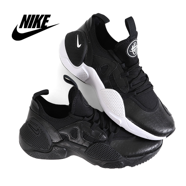 super popular 26b6f d056d Gee, it is the HUARACHE E.D.G.E. NIKE Nike stomach LTHR leather AV3598  sneakers shoes (men's)