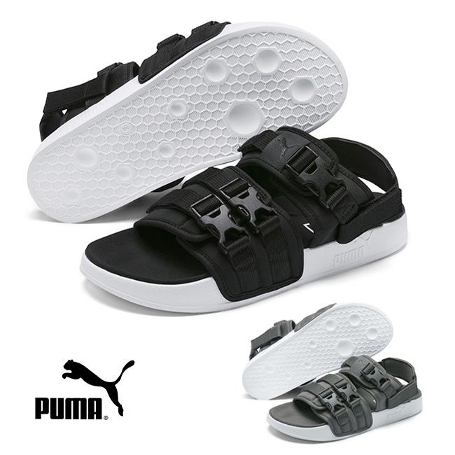 Sport Sandals Shoes & Handbags Puma Leadcat Strap Sandal